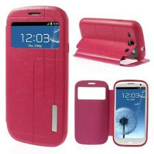 Flip Case Handy-Hülle Case Samsung Galaxy S3 / GT-I9300 deep pink