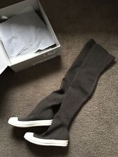 New Drkshdw By rick owens Women's High Sock Boots 36