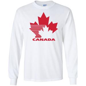 Team Canada, Retro, 80's, Hockey, Logo, Jersey, T-Shirt