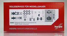 Herpa LKW  083683  Fahrgestell Scania R 13 Zugmaschine Inhalt: 2 Stk.
