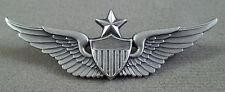US Army Senior Aviator / Pilot / Wing / Badge / Clutchback ( NOS )