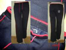 * Tomster USA Jogging Hose Sailing Race schwarz rot warm angeraut 164 XS 34 TOP