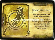 D&D Fortune Cards - 1x Share The Load  #070