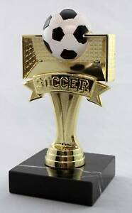 SPORTS AWARD SOCCER BALL FOOTBALL TROPHY FREE ENGRAVING PERSONALISED ENGRAVED