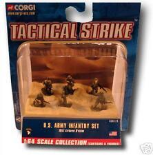Corgi 6pc US Army 101st Airborne Iraqi Iraq Soldiers Tactical Strike set
