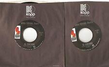 EL CHICANO,VIVA TIRADO-Part I & II,KAPP black label 45rpm 1970,M- FUNKY SOUL JAM