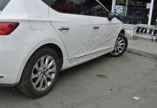 LEON MK3 Stainless Steel Chrome Rear Bumper Streamer 5F 2012 Onwards