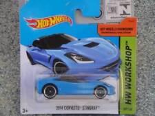 Véhicules miniatures bleu acier embouti pour Chevrolet