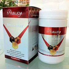 Ausway Premium Royal Jelly 1600mg. 365 Tab Supplements and Skin Health Certified