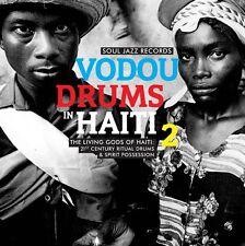 SOUL JAZZ RECORDS PRESENTS - VODOU DRUMS IN HAITI 2    CD NEU