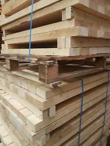 PALLET RACKING WOOD SLAT BOARDS MADE TO MEASURE SEND US YOUR SIZES