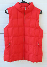Gap womens Small Red quilted Puffer Vest