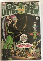 Green Lantern # Green Arrow DC Comics 1970 Neal Adams