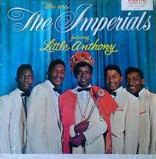 LITTLE ANTHONY & THE IMPERIALS - WE ARE - EMUS LP - SIMULATED STEREO - REISSUE