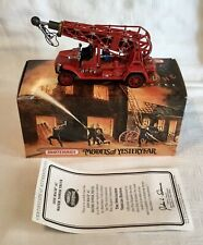 MATCHBOX MODELS OF YESTERYEAR 1920 MACK AC WATER TOWER TRUCK YYM37633