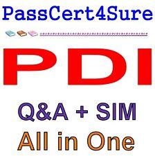 Salesforce Platform Developer I PDI Exam Q&A PDF+SIM