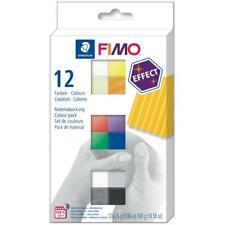 FIMO EFFECT Modelliermasse-Set, 12er Set