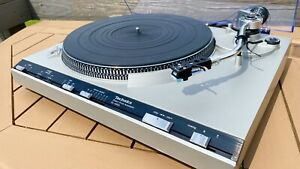 Technics SL-3300 Turntable, Shure SC35 Cart, NOS Stylus
