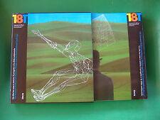 18T TRIENNALE DI MILANO XVIII ESPOSIZIONE INTERNAZIONALE 1992 ELECTA BELLISSIMO!