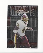 2000 Playoff Prestige Team Checklist #CL31 Stephen Davis Redskins