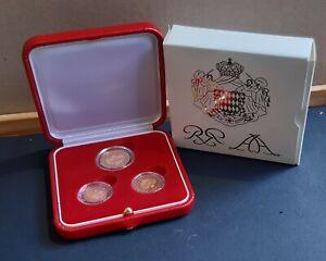 Coffret de monnaies Monaco BE 2005 , 1c 2c 5c d'euros.  Neuf...!!!