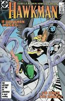 Hawkman Comic 9 Copper Age First Print 1987 Isabella Mishkin Howell Garzon DC
