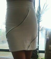 "Camilla & Marc ""Gem Skirt"" with Zip Detail Sz 10 RRP $275"