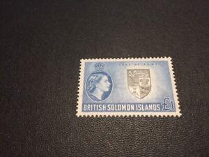 Solomon Islands stamp 105 MH