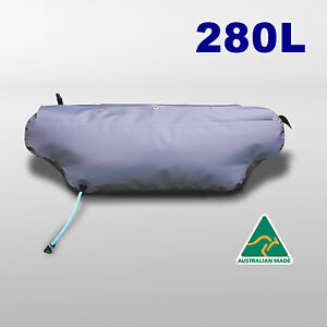 Water bladder tank 280Ltrs 4x4, SUV, Camping 1500mm x 400mm x 500mm - DW 280 BW