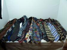 LOT 50 PCS NECKTIES DRESS SUIT NECK TIE QUILT CRAFT TIES