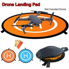 55/75/110cm Quadcopter Landing Pad RC Drone Landing Mat Helipad Unmanned Aerial