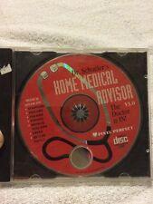 Dr. Schueler Home Medical Advisor V3.0 Win PC CD