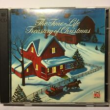 Time-Life's Treasury of Christmas Music Rare 45 Tracks CD 2 TCD-107 1987