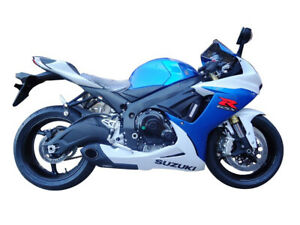 Suzuki GSX-R600 GSX-R750 2011-21 Full Exhaust CS Racing w/ Muffler + dB Killer