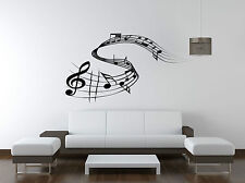 Unbranded Music Vinyl Contemporary Wall Decals & Stickers