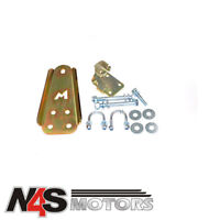 LAND ROVER DISCOVERY 1 TERRAFIRMA STEERING DAMPER RELOCATION KIT. PART TF527