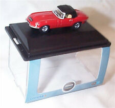 Jaguar E-Type DHC Closed Carmen Red 1-76 Scale Mib 76ETYP011