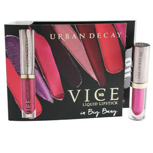 Urban Decay Vice Liquid Lipstick - Big Bang, Travel Size 0.02oz/0.75ml
