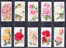 WILL'S ROSES set of 50 - excellent condition. Catalogue £75 supplied in sleeves
