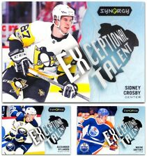 2017-18 UD Synergy Exceptional Talent **** PICK YOUR CARD **** From The SET