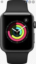 Apple Watch Series 3 42mm Space Gray Aluminum Black Smart Watch