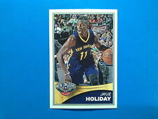 2015-16 Panini NBA Sticker Collection n.250 Jrue Holiday New Orleans Pelicans