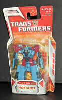 "Transformers Autobot Hot Shot Robots in Disguise 2007 Hasbro Sealed New 3"" Tall"