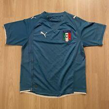 Italy Home Shirt Confederations Cup 2009 (M) [Puma]