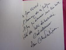 ENVOI AUTOGRAPHE / LES SEPTS FEMMES D'ALFRED SIRVEN Alain Chevalérias