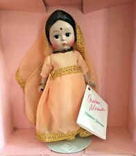 Vintage Madame Alexander International With Box India #549 (100% for charity)