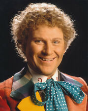 Colin Baker UNSIGNED photo - 6463 - Doctor Who