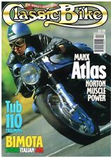 September Classic Bike Transportation Magazines