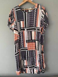 KATIES Shift Dress Size 16 NWOT Casual Workwear
