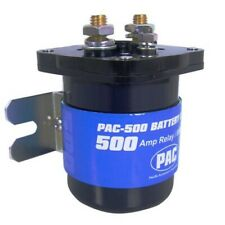 New listing Pac-500 500 Amp High Current Dual Battery Isolator, Relay for Adding Batteries